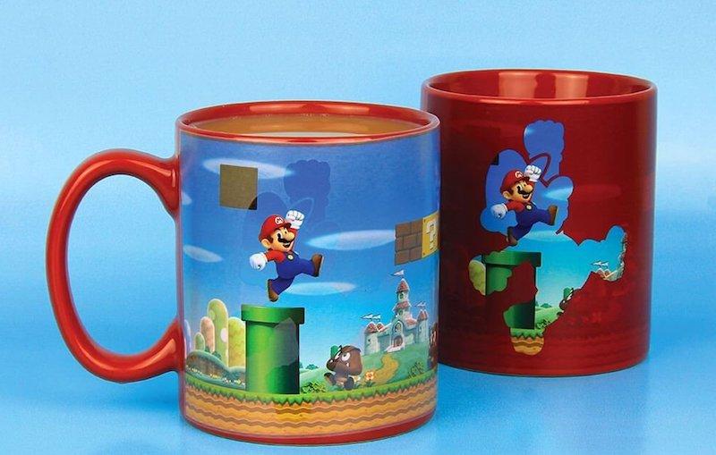 Farbwechsel Mario
