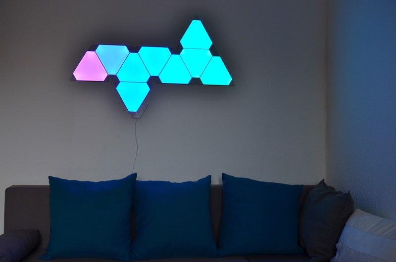 aurora licht panels