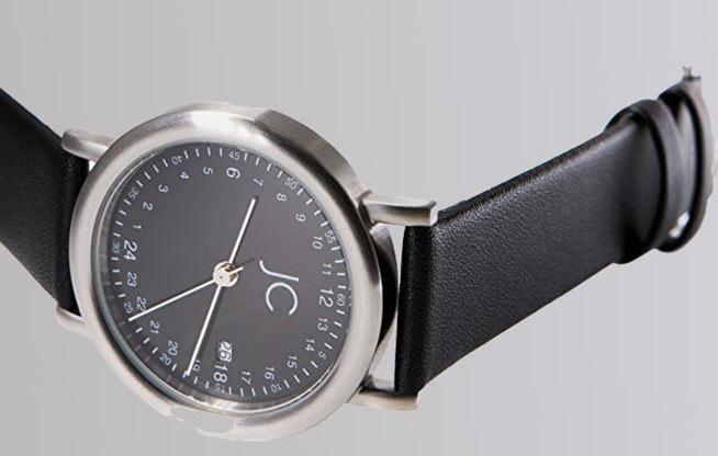 24h uhr armbanduhr