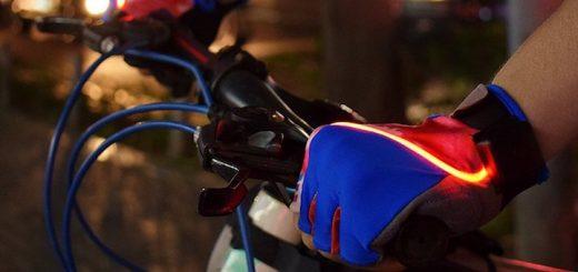 fahrradhandschuh mit blinker 520x245