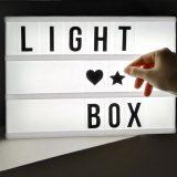 Lichtbox 160x160