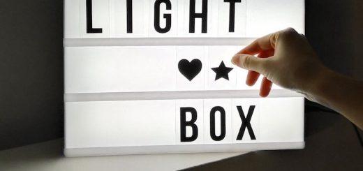 Lichtbox 520x245