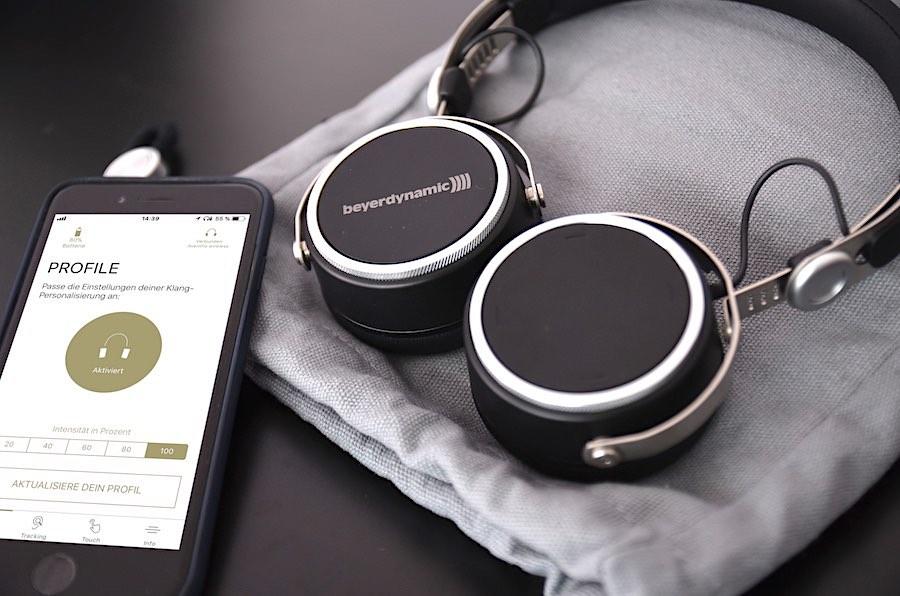 athos wireless mit MIY App personalisierbar
