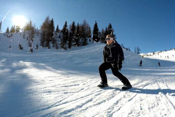 snowfeet schneeschuhe snowboard ski