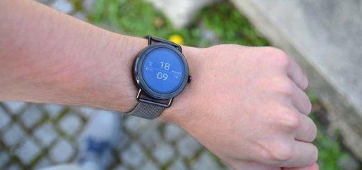 Zeitloses Design sieht schick aus am Handgelenk 520x245