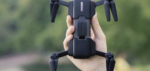 Ansicht der Oberseite der Mark Drone 520x245