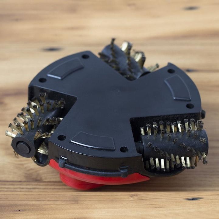 Grillbot Unterseite