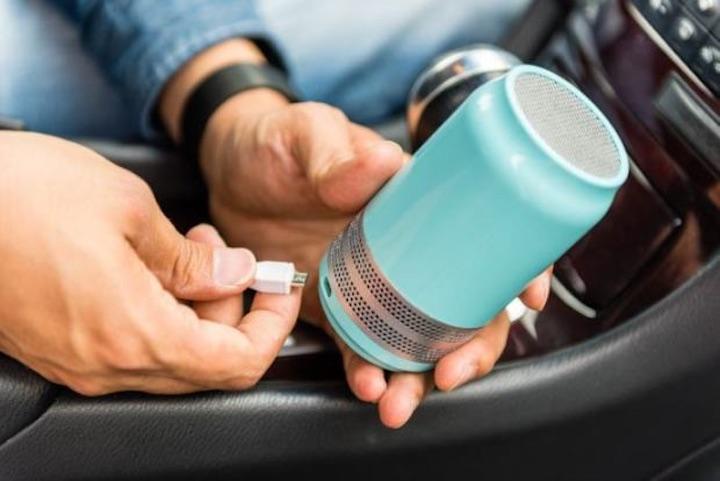 Luft Qi im Auto