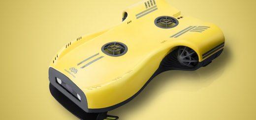 Nemo Drohne gelb 520x245
