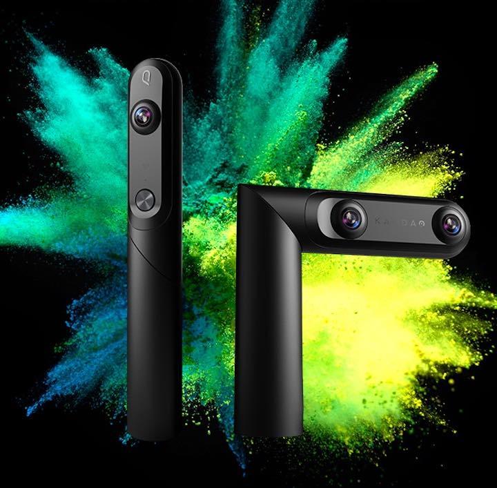 QooCam: 360 Grad Kamera inklusive 4K und 3D Funktion | Gadget-Rausch