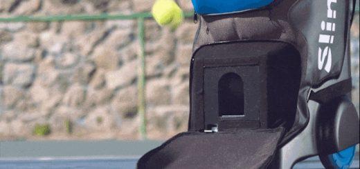 Slinger schießt einen Ball ab 520x245