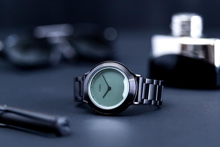 schwarze mim X Smartwatch