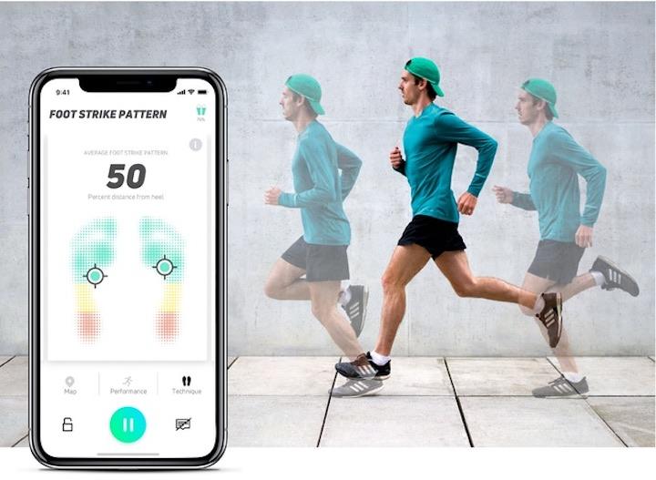 iPhone X und Sportler