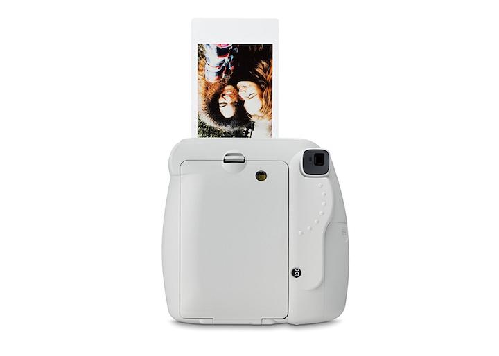 Fujifilm Instax Mini Rückseite weiß