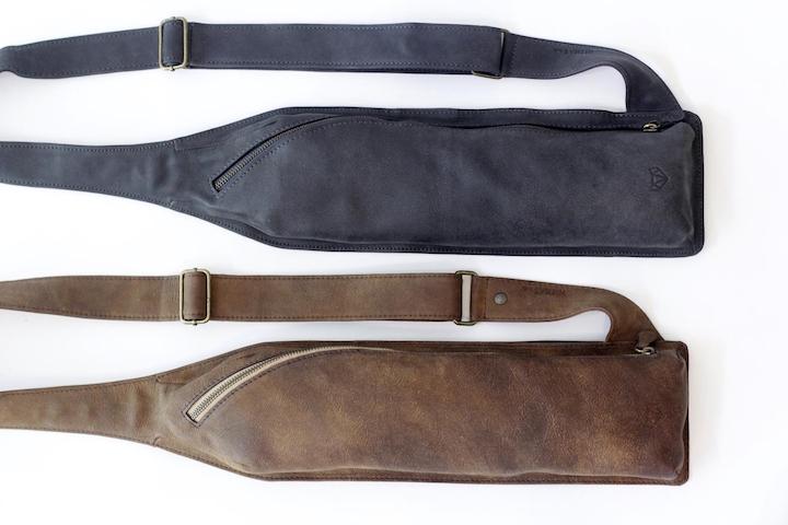 Vortex Leather Bag Farben