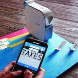 mobiler etikettendrucker mit smartphone 160x160