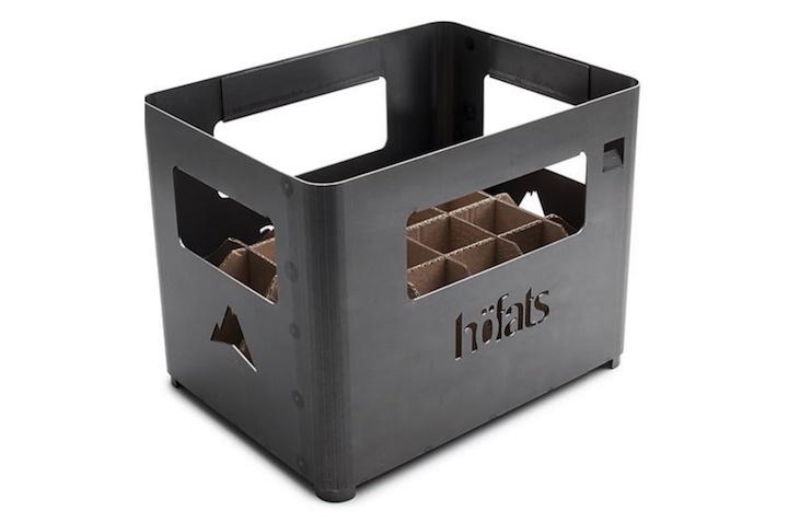 Beer Box mit Pappeinsatz