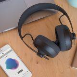 Nuraphone Kopfhörer mit iPhone App 160x160