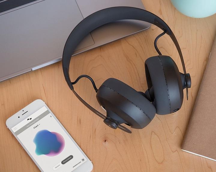 Nuraphone Kopfhörer mit iPhone App