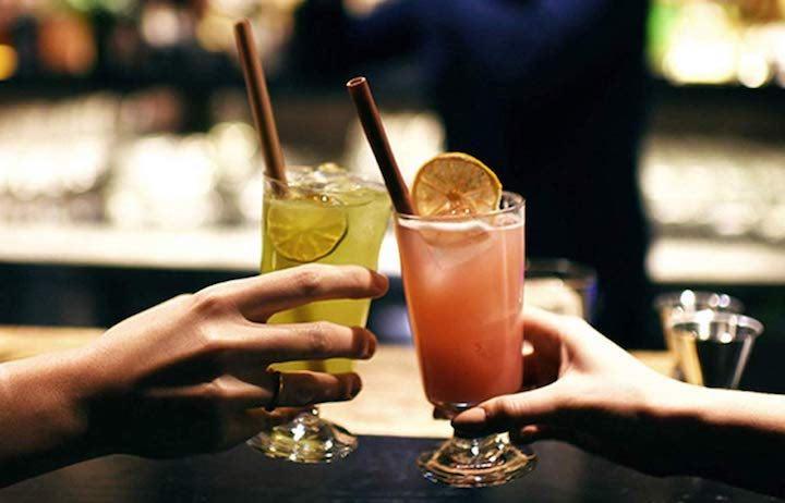 eatapple trinkhalme für cocktails