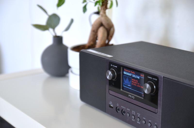 peaq pdr 360 radio