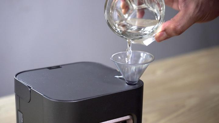 CoolSolo Wasserfüllung