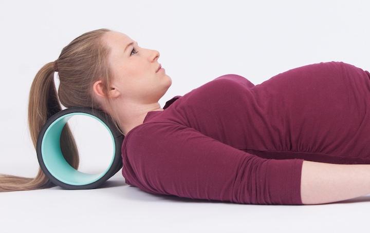Nackenmassage mit Plexus Wheel Plus
