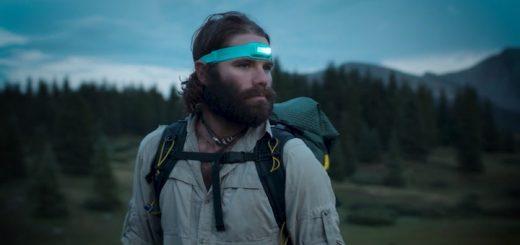 Wanderer mit BioLite HeadLamp 520x245