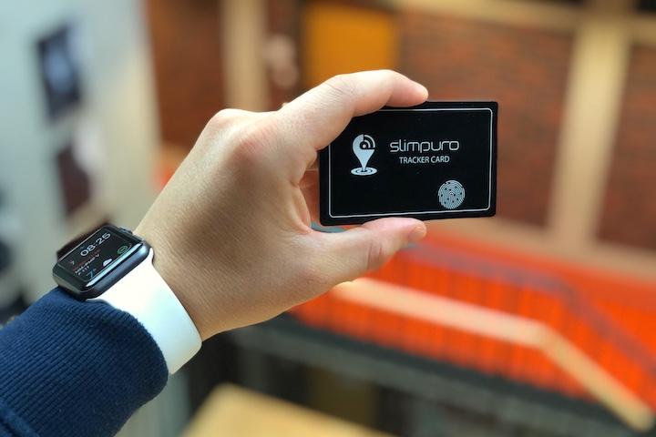 Apple Watch Hand Slimpuro Tracker