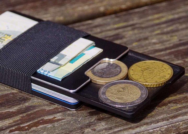 Aviator Wallet Münzgeld