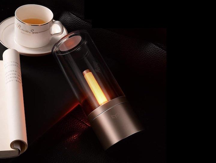 Buch Tee Yeelight Candle
