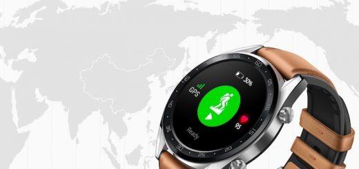 Huawei Watch GT mit GPS 520x245