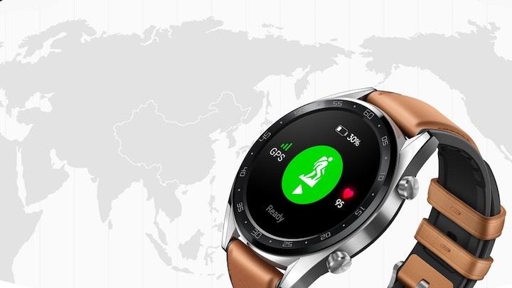 Huawei Watch GT mit GPS