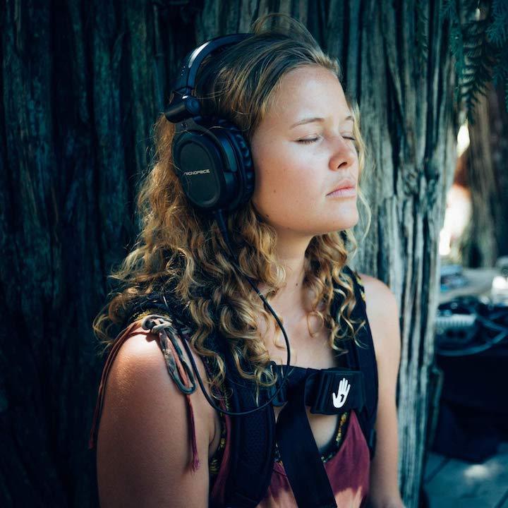Musik hören mit SubPac M2X