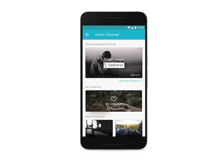 Naptime Smartphone App 1