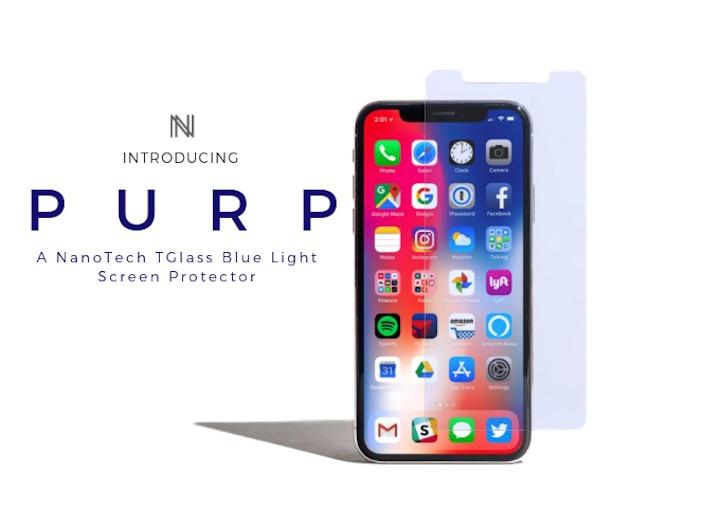 PURP NanoTech TGlass