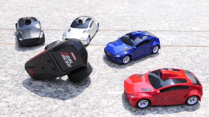 Real Racer mit Fernsteuerung