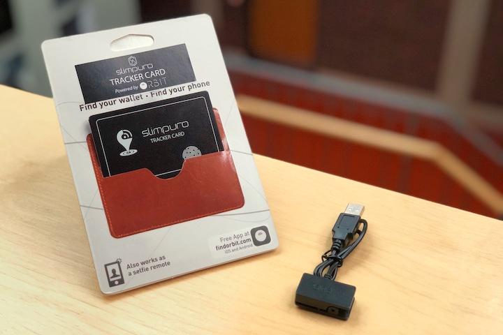 Slimpuro Tracker Verpackung Ladekabel