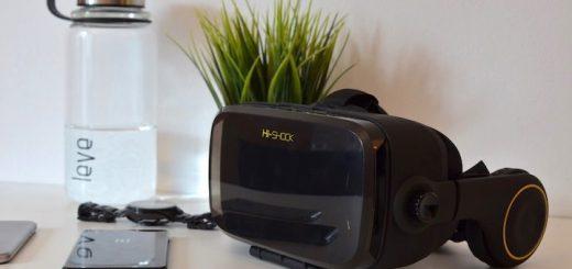 VR Shark X4 auf Tisch 2 520x245