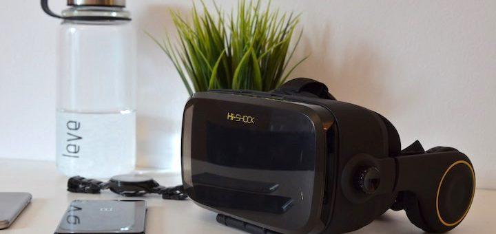 VR Shark X4 auf Tisch 2 720x340