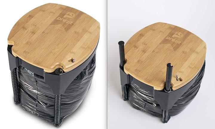 prezit abfalleimer cleverer m lleimer mit. Black Bedroom Furniture Sets. Home Design Ideas