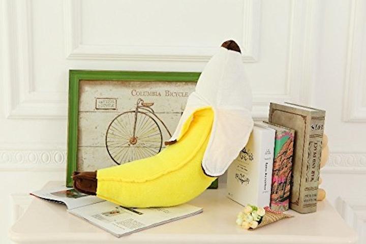 Bananenkissen Bilderrahmen