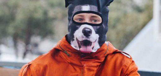 Beardo Maske Hund 520x245