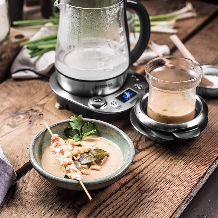 Kochen mit dem Gastroback Wasserkocher