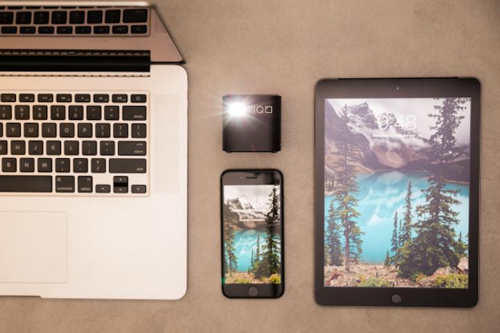 PIQO zwischen Apple Geräten