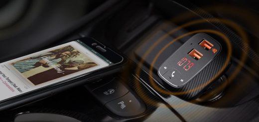 Smartphone FM Transmitter 520x245