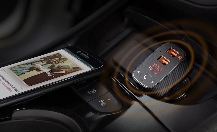 Smartphone FM Transmitter