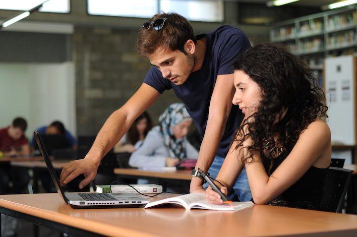 scanmarker in der schule universität