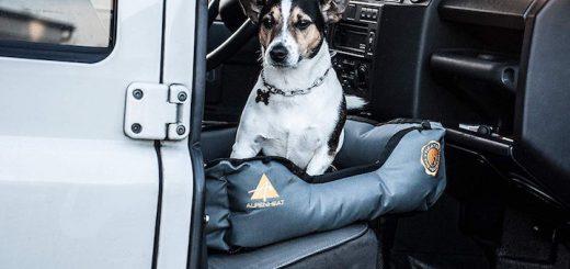 Alpenheat Hund Autositz 520x245