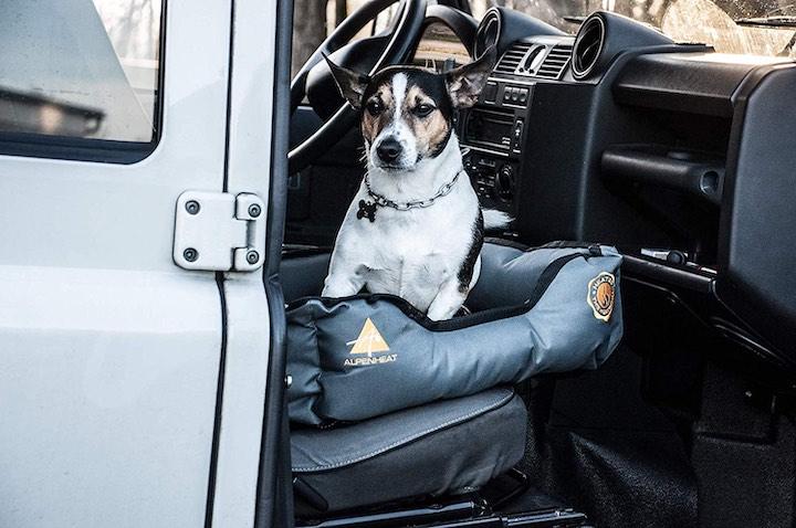 Alpenheat Hund Autositz